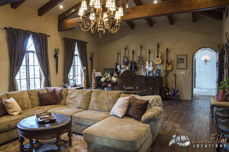 Country Mansion Interior