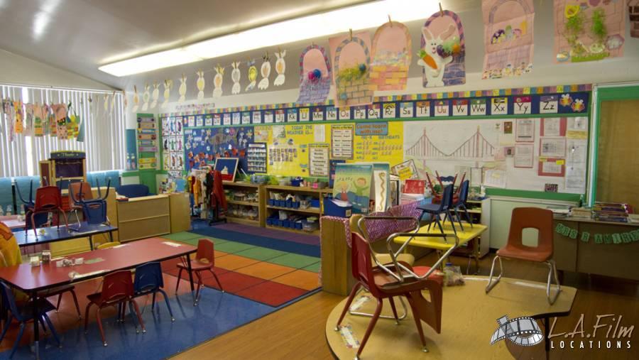 Pre Nursery Classroom Decoration ~ S f school preschool classrooms la film locations