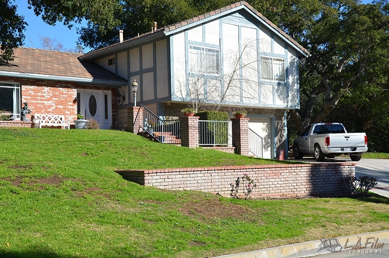 Tri level house la film locations for Tri level house pictures